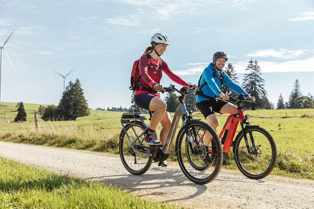 Titelbild für Blogbeitrag: Weshalb ein E-Bike?